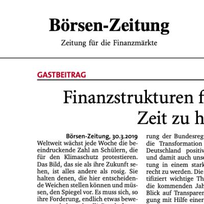 Screenshot Börsen-Zeitung