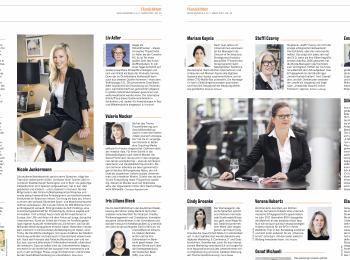 Handelblatt Artikel 100 Frauen für Deutschland